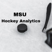 Nat Sci Virtual event: Actuarial Science Prof. Albert Cohen partners with MSU alumni on hockey analytics
